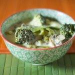 Thai Green Curry - Grün in Grün