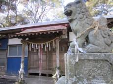 厳島神社(桔梗弁天)②