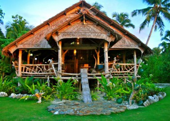 Togat Nusa Main House