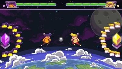 Ultra Space Battle Brawl | Screenshot 1