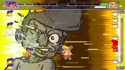 Ultra Space Battle Brawl | Screenshot 2