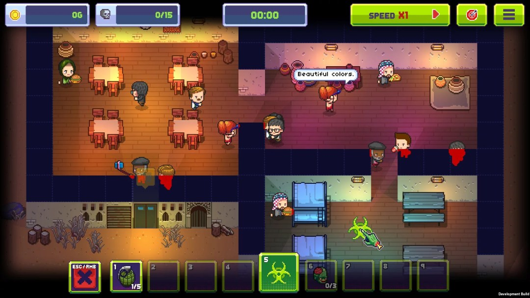 Infectonator 3 | Screenshot 1