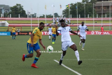 Ldc: L'As Togo-Port surprend Mamelodi Sundowns 1-0 à Lomé