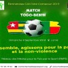Elim CAN 2019/Togo vs Benin : Le RMPS appelle les acteurs au Fair Play