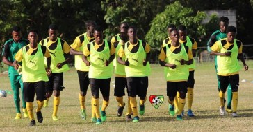 Elim CAN U23/Eperviers : La double confrontation face au Ghana reportée