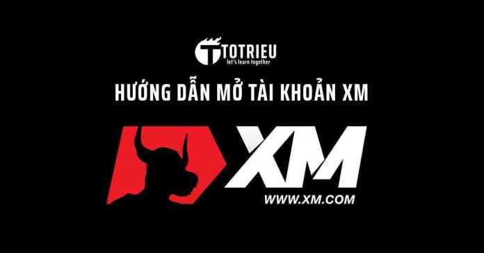 Hướng dẫn đăng ký tài khoản XM miễn phí