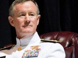 Admiral William H. McRaven