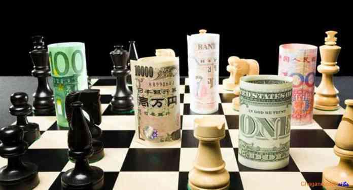 Đồng đô la Mỹ tham gia chiến tranh tiền tệ