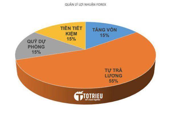 Quản lý và phân bổ lợi nhuận từ Forex