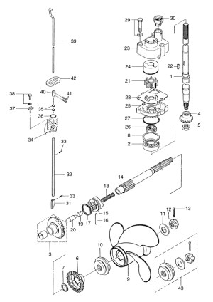 Tohatsu Outboard Motor Wiring Diagram  impremedia