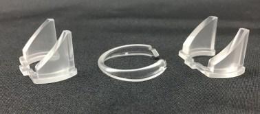 透明部品-アクリル-光拡散材を配合