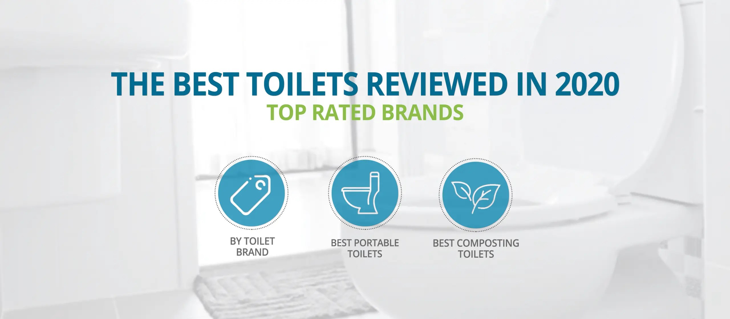 Top Rated Toilets by Toiletable.com