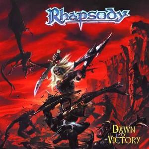 Rhapsody - Dawn of Victory