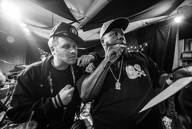 El-P and Killer Mike are Run The Jewels