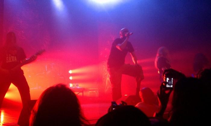 Meshuggah (January, 2012) - W.