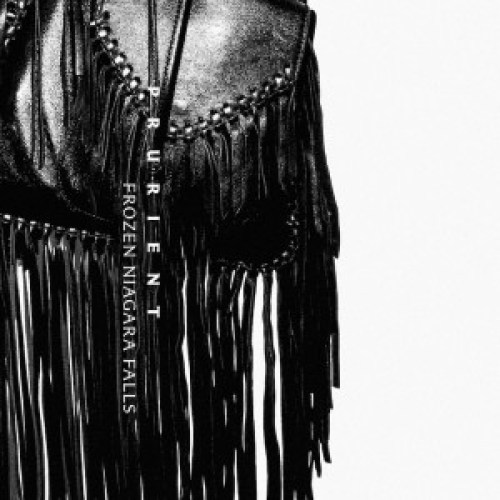 Prurient - Frozen Niagara Falls - May 12th, 2015 - Profound Lore Records