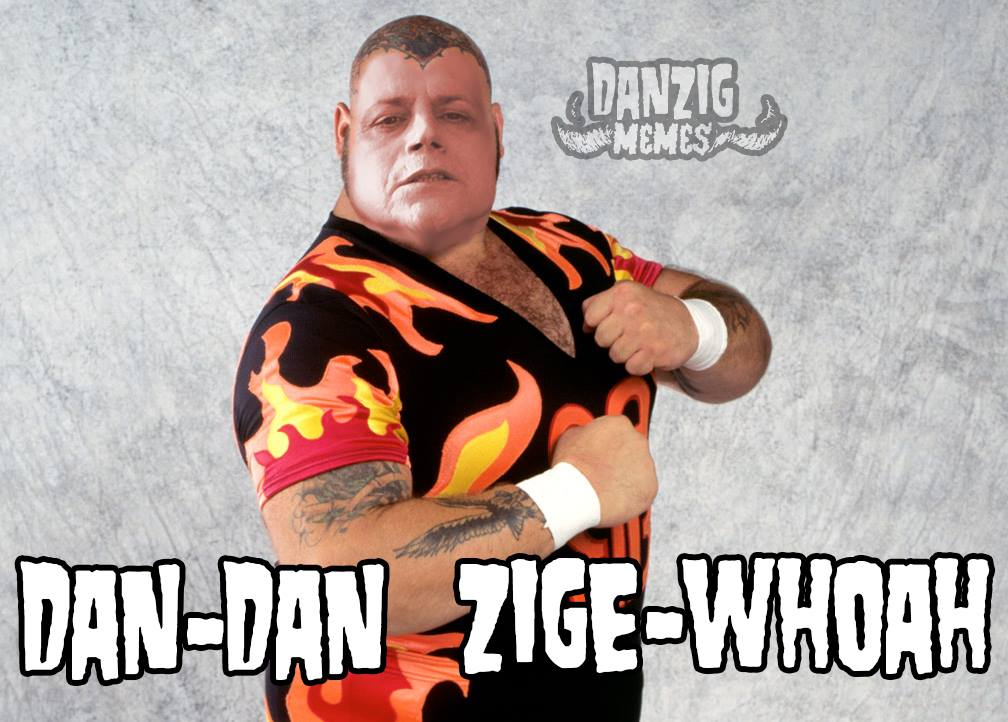 Dan Dan Zigelow danzig memes is a treasure trove of photochopped glory the toilet