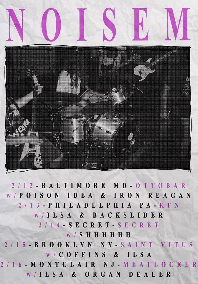 Noisem Tour