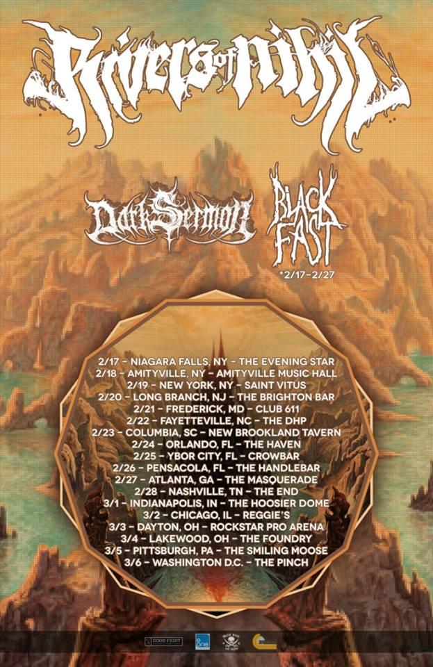 Black Fast Tour