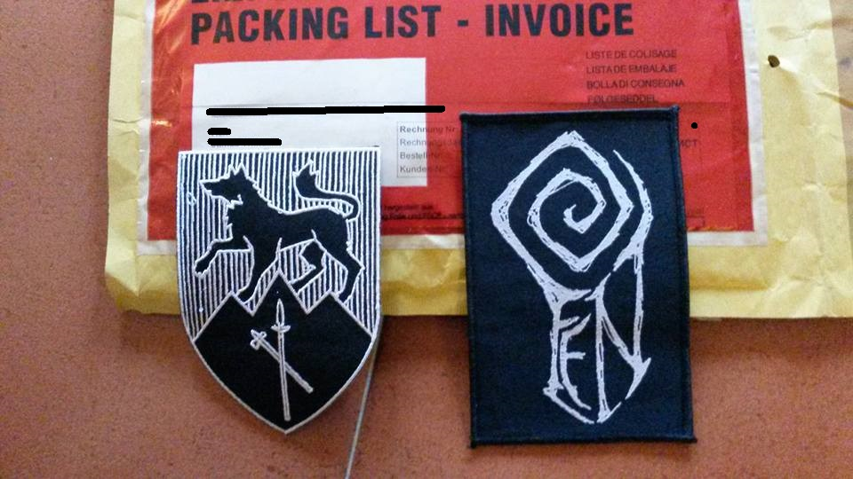 Mailmanbro helped Pagliacci keep his battlejacket Kvlt.