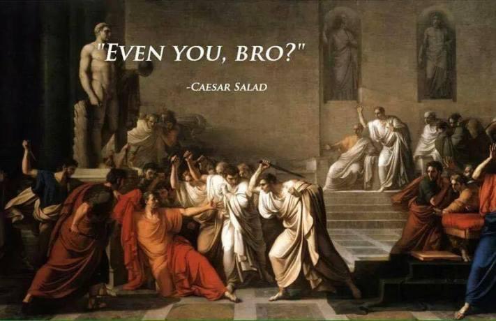 you too bro