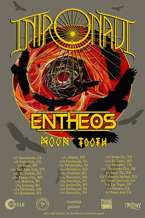 Intronaut-Entheos-Moon-Tooth-tour