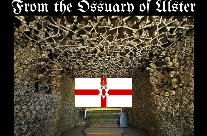 From the Ossuary of Ulster