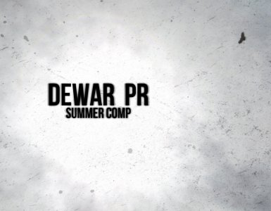 Dewar Compilation