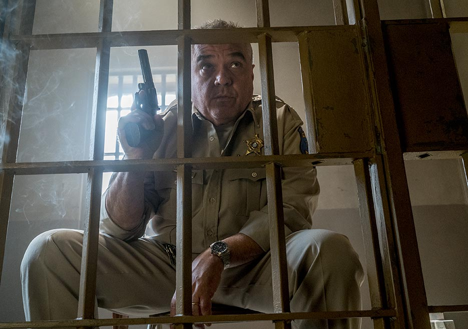 W. Earl Brown as Hugo Root- Preacher _ Season 1, Episode 9 - Photo Credit: Lewis Jacobs/Sony Pictures Television/AMC