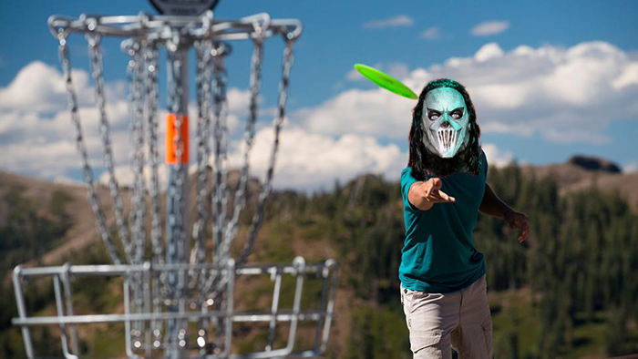 slipknotfrisbeegolf