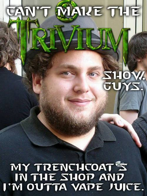 Trivium Sucks