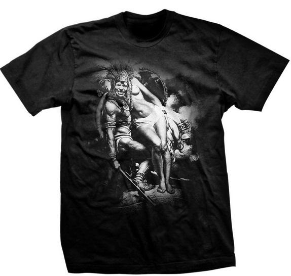 walterdelgadowarriorshirt