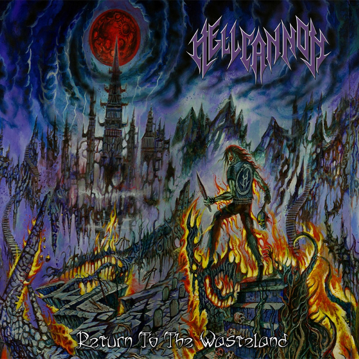 hellcannon return to wasteland