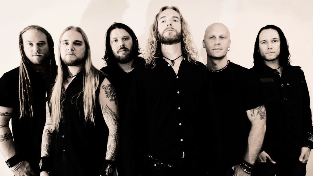 dark tranquillity 2009 band we are the void