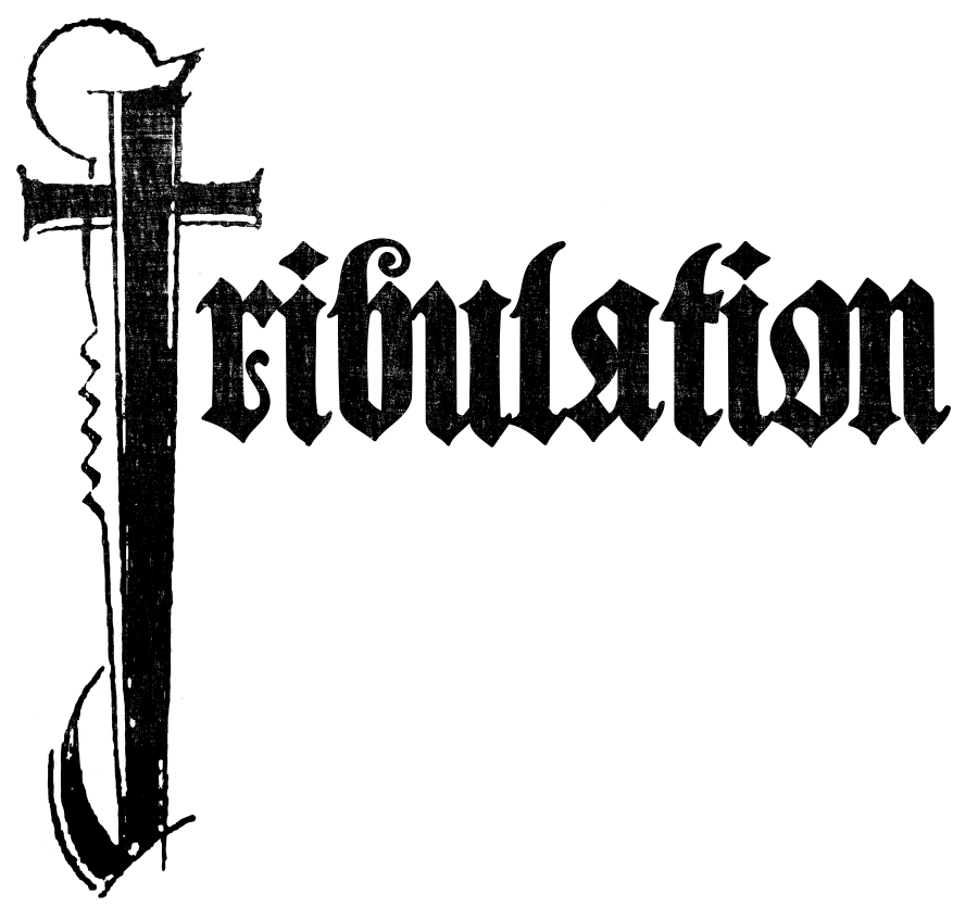 tribulation logo