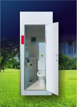toilet portable emergency