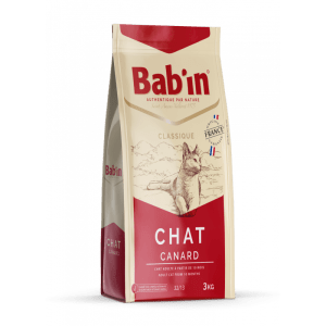 BAB'IN CLASSIQUE CHAT CANARD