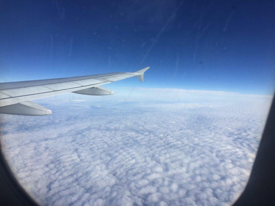 Λίγο πριν φτάσω στο Παρίσι!!!!