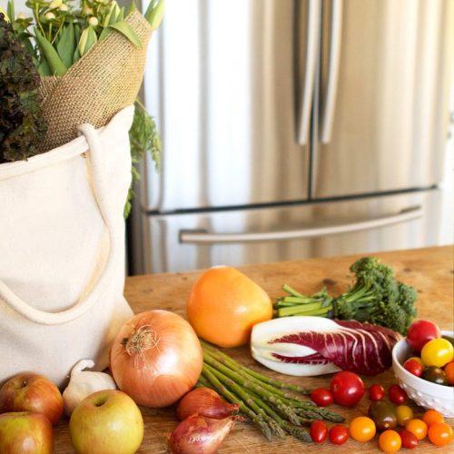 Γέμισε το ψυγείο σου με υγιεινά τρόφιμα