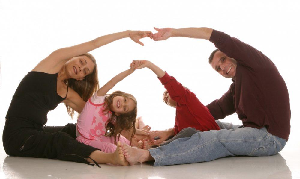 Τα 4 συστατικά της αρμονικής οικογενειακής ζωής