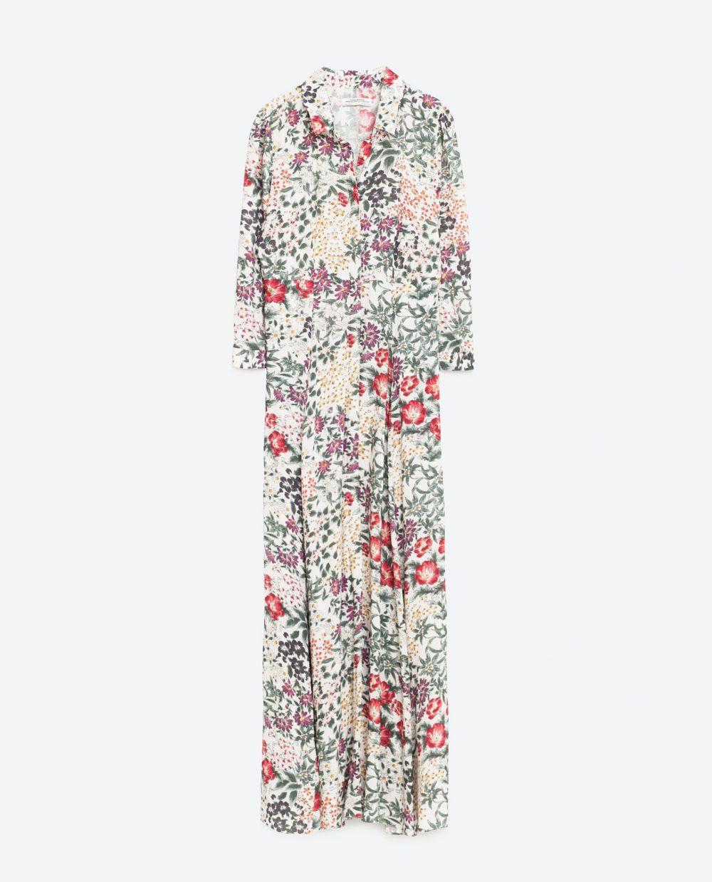 5 φορέματα Zara για όλες τις ώρες