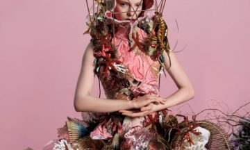 Ο κόσμος της τέχνης …  σε  editorial μόδας