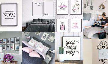 Πως να διακοσμήσετε το χώρο σας με αγάπη και φαντασία!