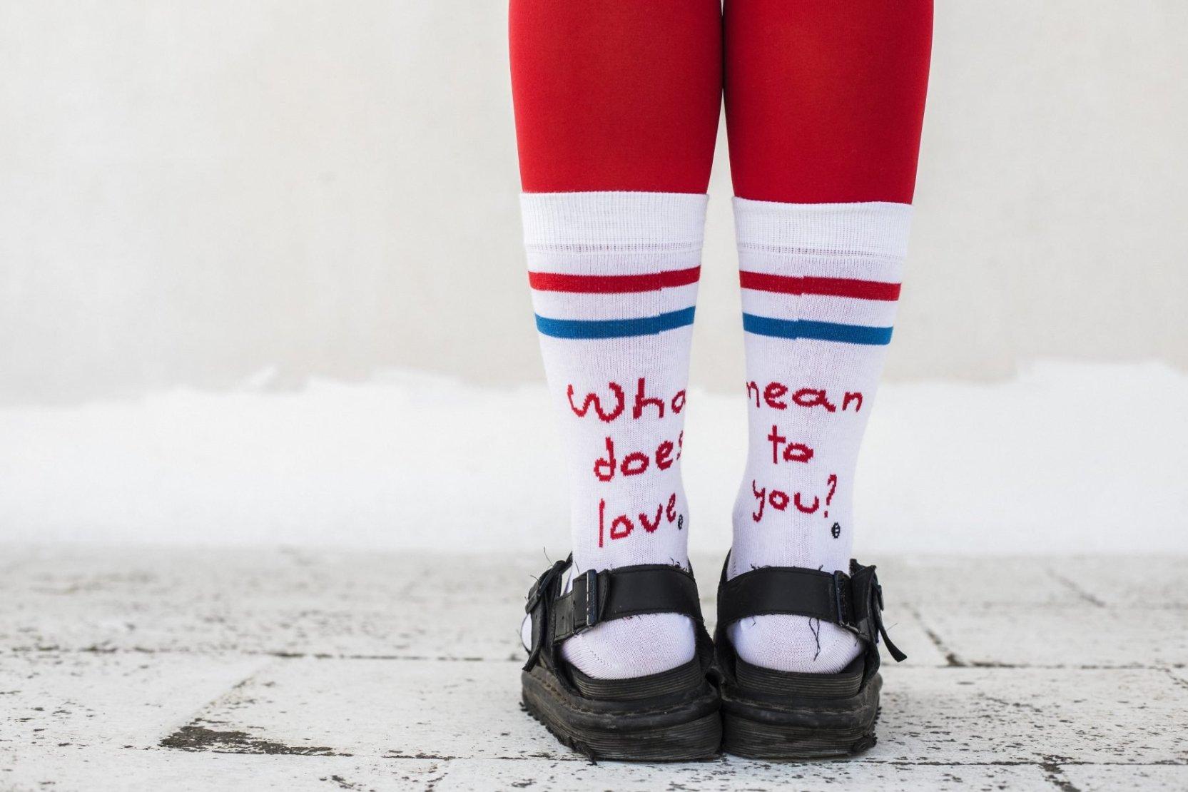 Αυτές οι κάλτσες θα σε κάνουν χαρούμενη 813226f787b