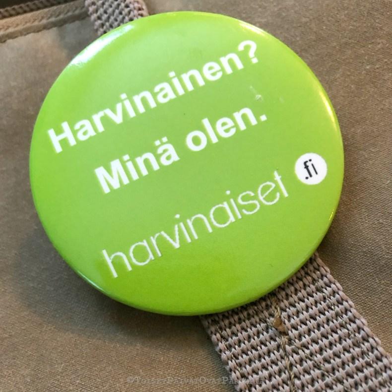 Harvinainen? Minä olen. harvinaiset.fi