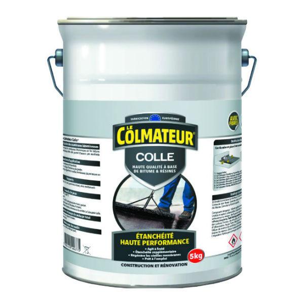 Colle De Fixation A Froid Pour Membrane Bitume Le Colmateur Toiture Online Com