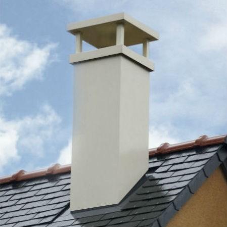 sortie de toit cheminee carree 410x410 personnalisable