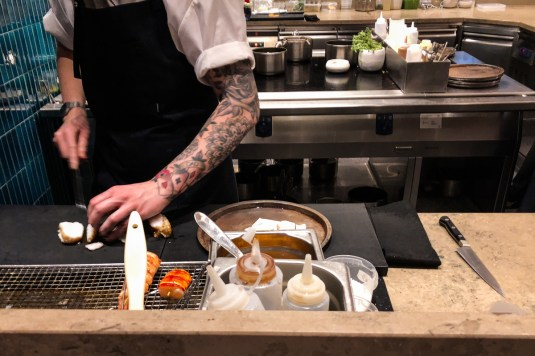Sodobna danska kulinarika, Studio, Kopenhagen