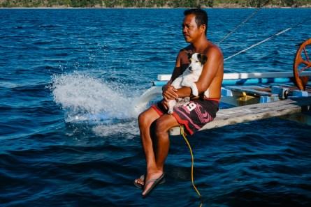 Posadka Tao Philippines - John in Harry