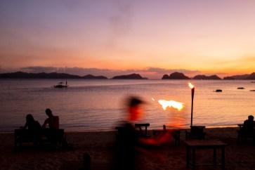 Plaža Las Cabanas, El Nido, Filipini